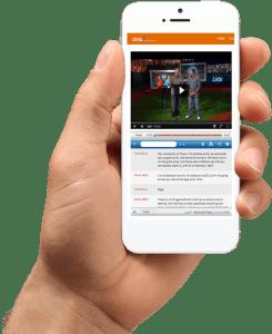 video media data