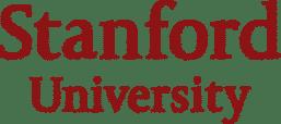 Stanford University red logo