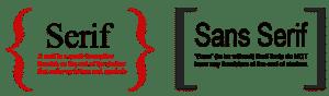 serif-san-serif fonts