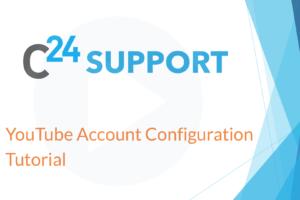 YouTube Account Configuration Tutorial