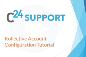 Kollective Account Configuration Tutorial
