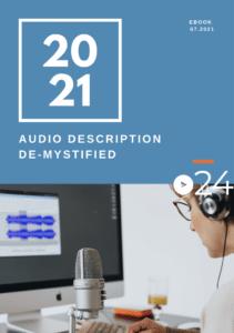 Audio Description De-mystified ebook cover